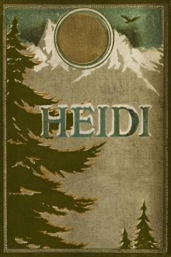 Heidi Front Cover by Lizzi Lawson