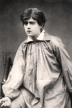 Gertrude Elliott (1874-195), American Actress, 1908 by Lizzie Caswall Smith