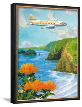 Hawaiian Airlines by Lloyd Sexton
