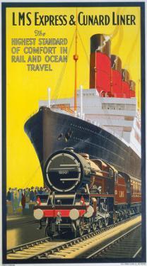 LMS Express and Cunard LNER