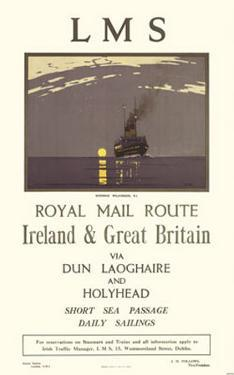 LMS Royal Mail Route