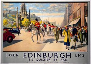 LNER Edinburgh