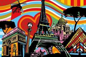Paris l'Amour by Lobo