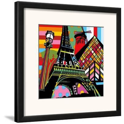 Paris Pop by Lobo