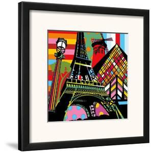 Paris Pop by Lobo