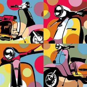 Scooter Pop by Lobo