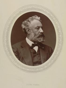 Jules Verne by Lock