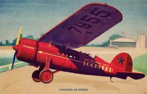 Lockheed Airplane