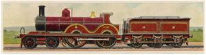 Locomotive 2202 of the Midland Railway