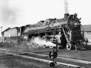 Locomotive: 'Big Boy,' 1941