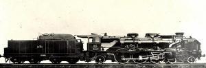 Locomotive Francaise, a 33, Machine No 231058