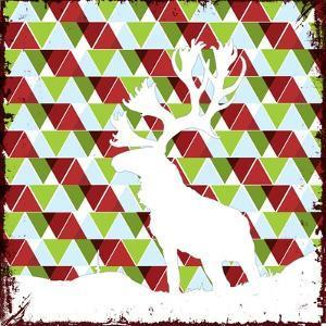 Lodge Christmas Deer