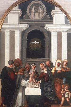 The Circumcision, Early 16th Century