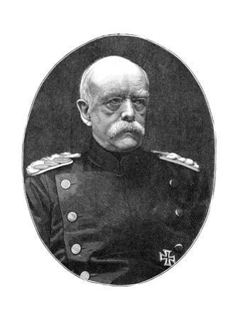 Otto Von Bismark, 19th Century German Statesman