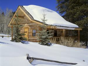 Log Cabin Colorado, USA