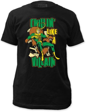 Loki - Chillin' Like a Villain (Slim Fit)