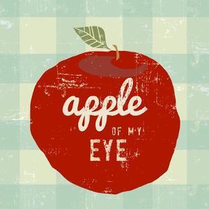 Gingham Apple by Lola Bryant