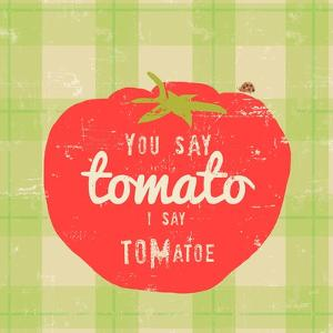 Gingham Tomato by Lola Bryant
