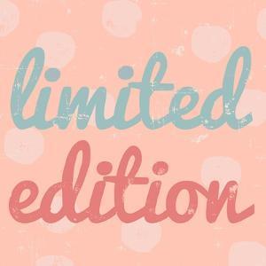 Ltd Edition Polka Dot by Lola Bryant