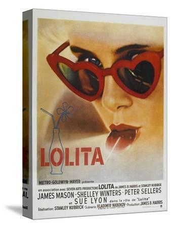 Lolita, French Movie Poster, 1962