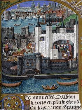 London, 1500
