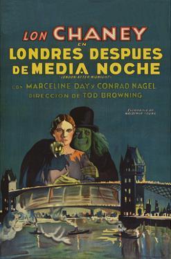 """London after Midnight """"Londres Despues De Media Noche"""""""
