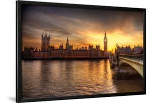 London- Big Ben & Parliament