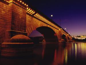 London Bridge, Lake Havasu City, Arizona, USA