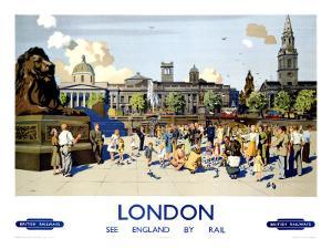 London British Rail