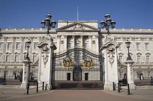 London-Buckingham Palace Gate