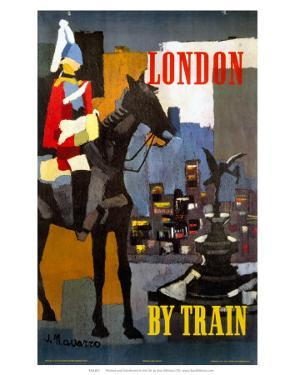 London by Train, BR (ER), c.1923-1947