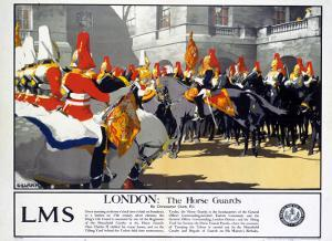 London: the Horse Guards