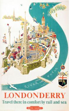 Londonderry, BR, c.1953