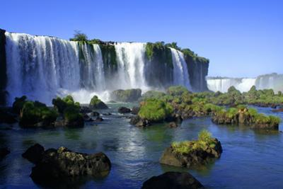 Iguazu Waterfalls by LondonPhotographix