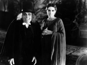 Londres apres minuit LONDON AFTER MIDNIGHT by TodBrowning with Lon Chaney and Marceline Day, 1927 (