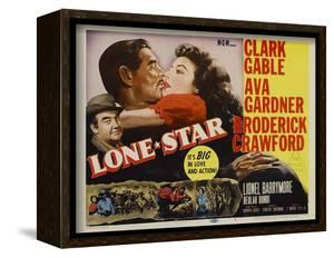 Lone Star, 1952