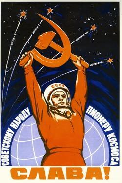 Long Live the Soviet People and its Pioneers