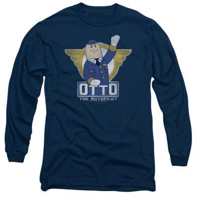 Long Sleeve: Airplane - Otto
