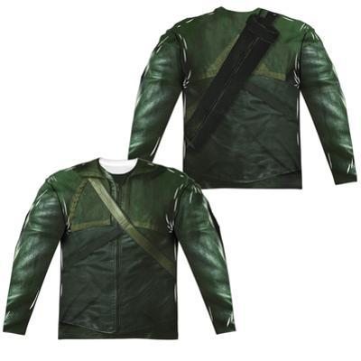 Long Sleeve: Arrow- Uniform (Front/Back)