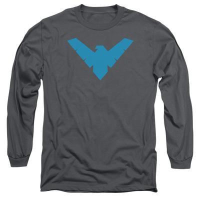 Long Sleeve: Batman- Nightwing Symbol