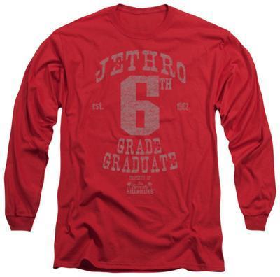 Long Sleeve: Beverly Hillbillies - Mr 6th Grade Grad