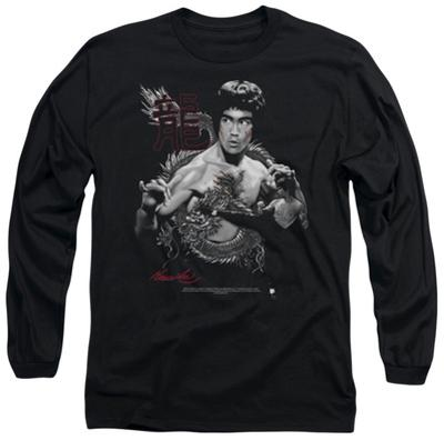 Long Sleeve: Bruce Lee - The Dragon
