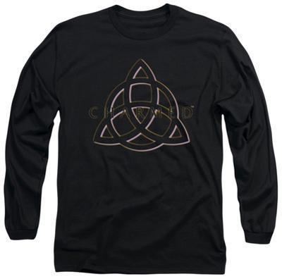 Long Sleeve: Charmed - Triple Linked Logo