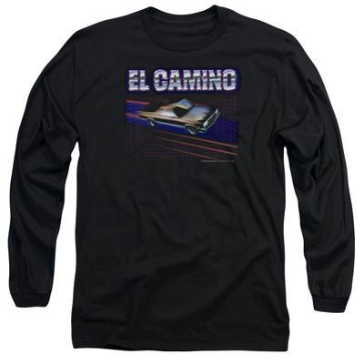 Long Sleeve: Chevy- El Camino Dash