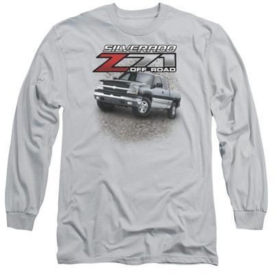 Long Sleeve: Chevy- Silverado Z71 Off Road