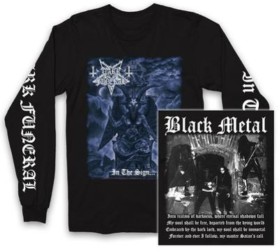 Long Sleeve: Dark Funeral - In the Sign