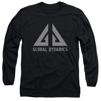 Long Sleeve: Eureka - Global Dynamics Logo