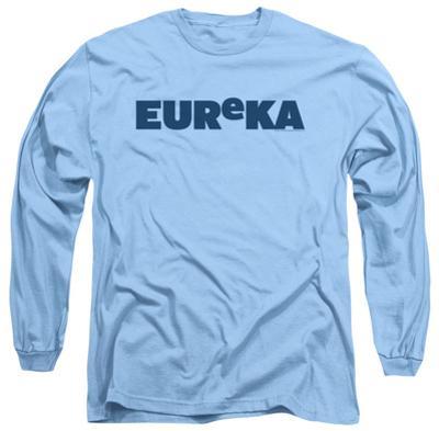 Long Sleeve: Eureka - Logo
