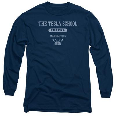 Long Sleeve: Eureka - Tesla School
