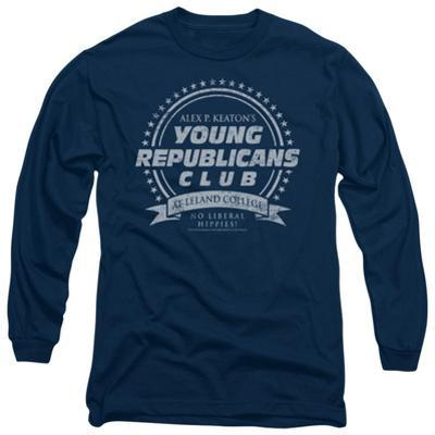 Long Sleeve: Family Ties - Young Republicans Club